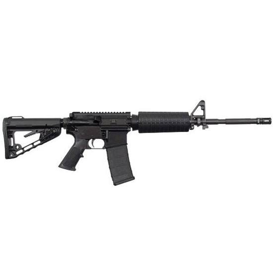 The Colt LE 6920 is the closet factory rifle you can buy to what our military uses.