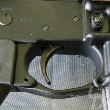 Daniel Defense M4 Extended Trigger Guard