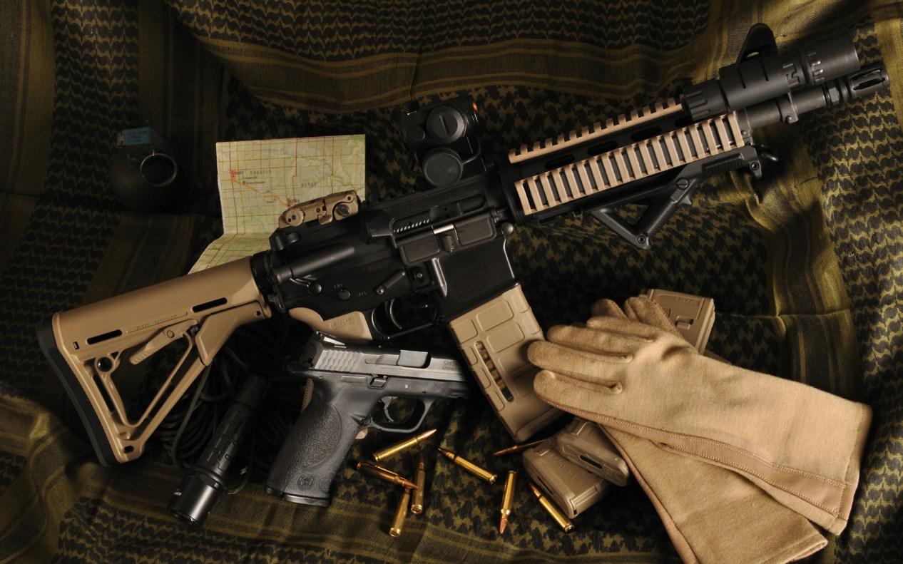 AR-15 SBR