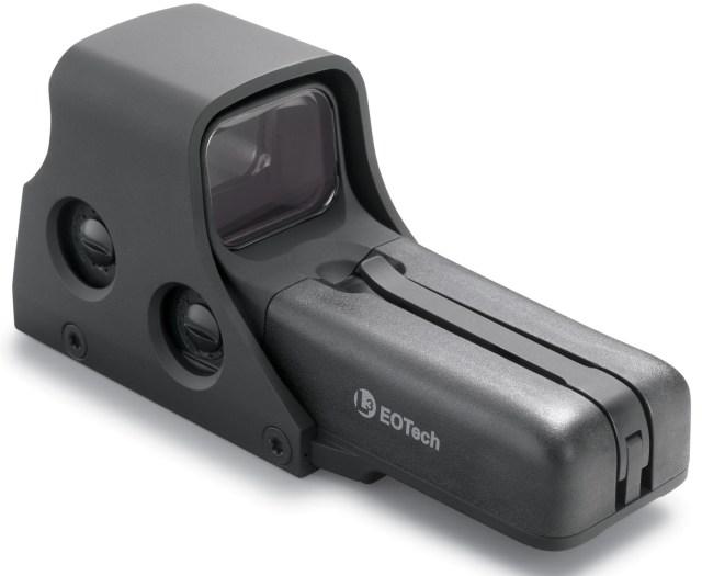 EOTech Model 512 right quartering black