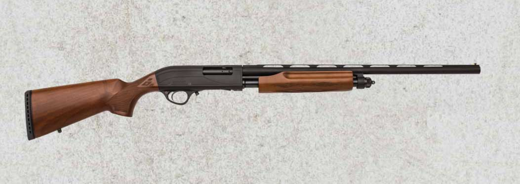 Legacy Escort M-87 Pump Shotgun right side