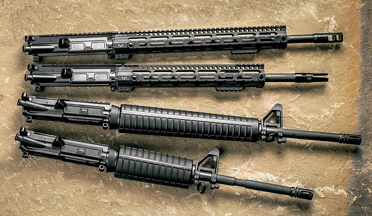 FNH USA upper assembly units