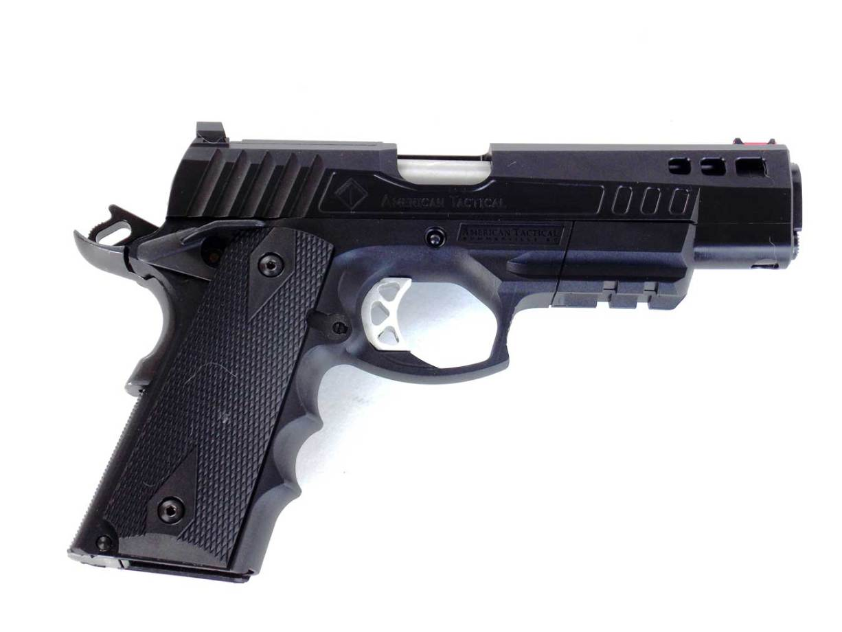 ATI FXH .45 1911 pistol right profile