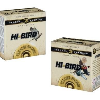Federal Hi-Bird shotshells box