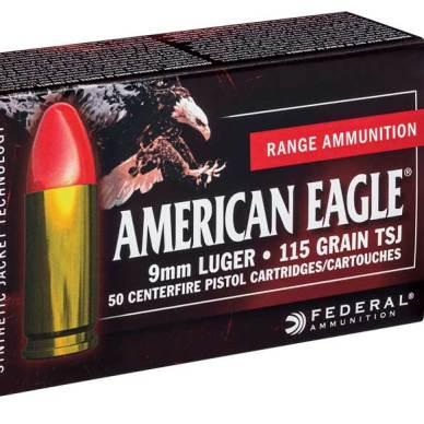Federal American Eagle Introduces Syntech Range Ammunition