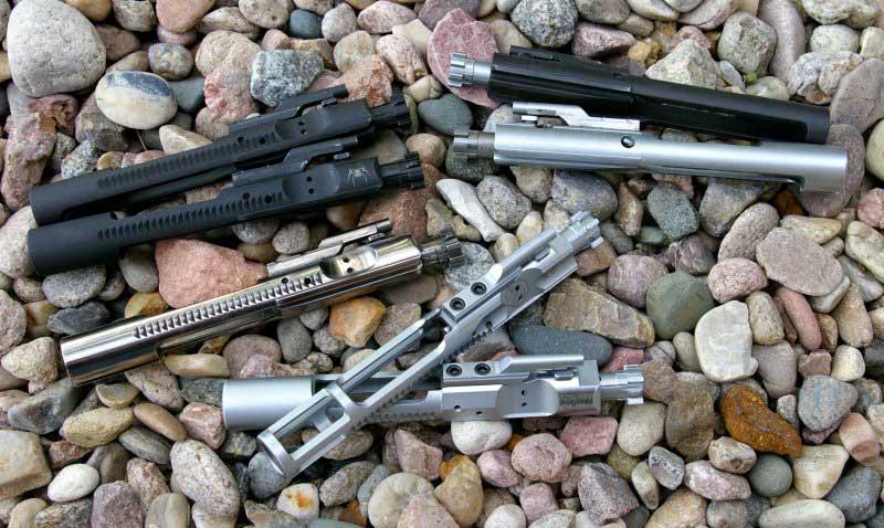 AR-15 bolt carriers
