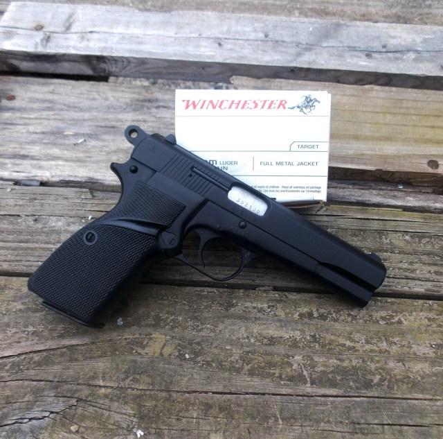 FM Hi-Power pistol clone