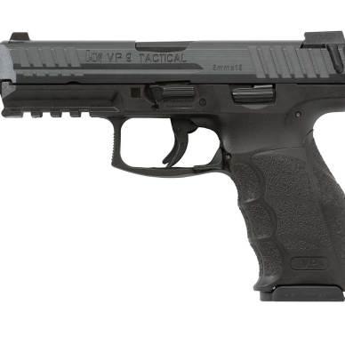HK VP9 TACTICAL pistol left side