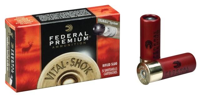 Federal TruBall shotgun slugs