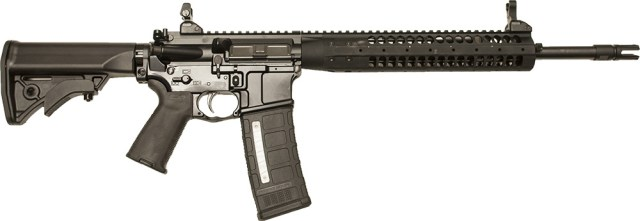 LWRC Six8 rifle right side