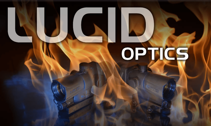 Lucid Optics Logo