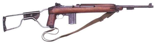 Firearm of the Week, the US Caliber  30 M1 /M1A1/M1A3/ M2