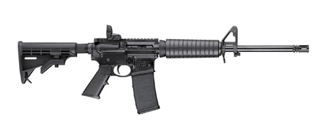Smith and Wesson M&P 15 stock