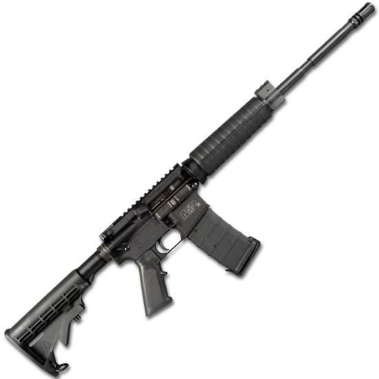 S&W M&P-15s come highly recommended from many AR shooters