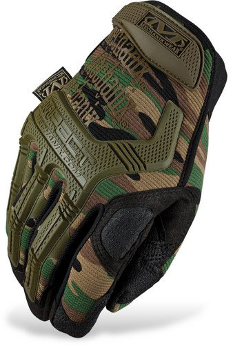 Mechanix Glove Winter Armor insulated camo back