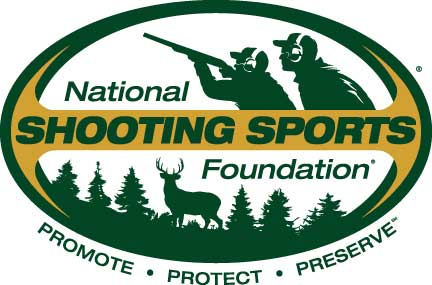 National Shooting Sports Foundation Logo for ammo manufacturers