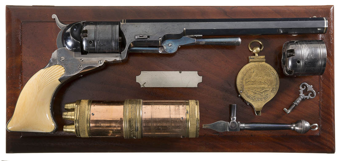 Rock Island Auctions High End Firearms