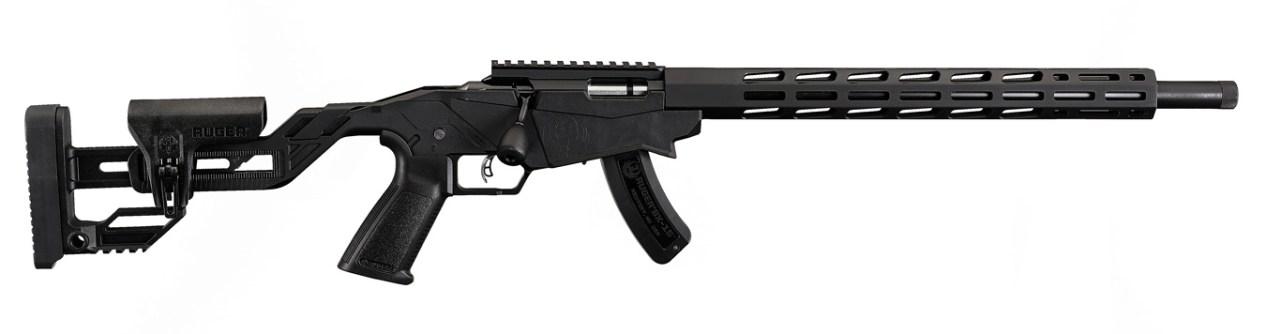 Ruger Rimfire Precision rifle right profile