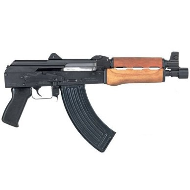 Add a stock and get your tax stamp returned and you have an SBR.