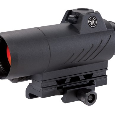 SIG Romeo 7 red dot sight left profile