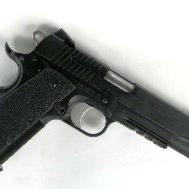 SIG Sauer TACOPS pistol right side