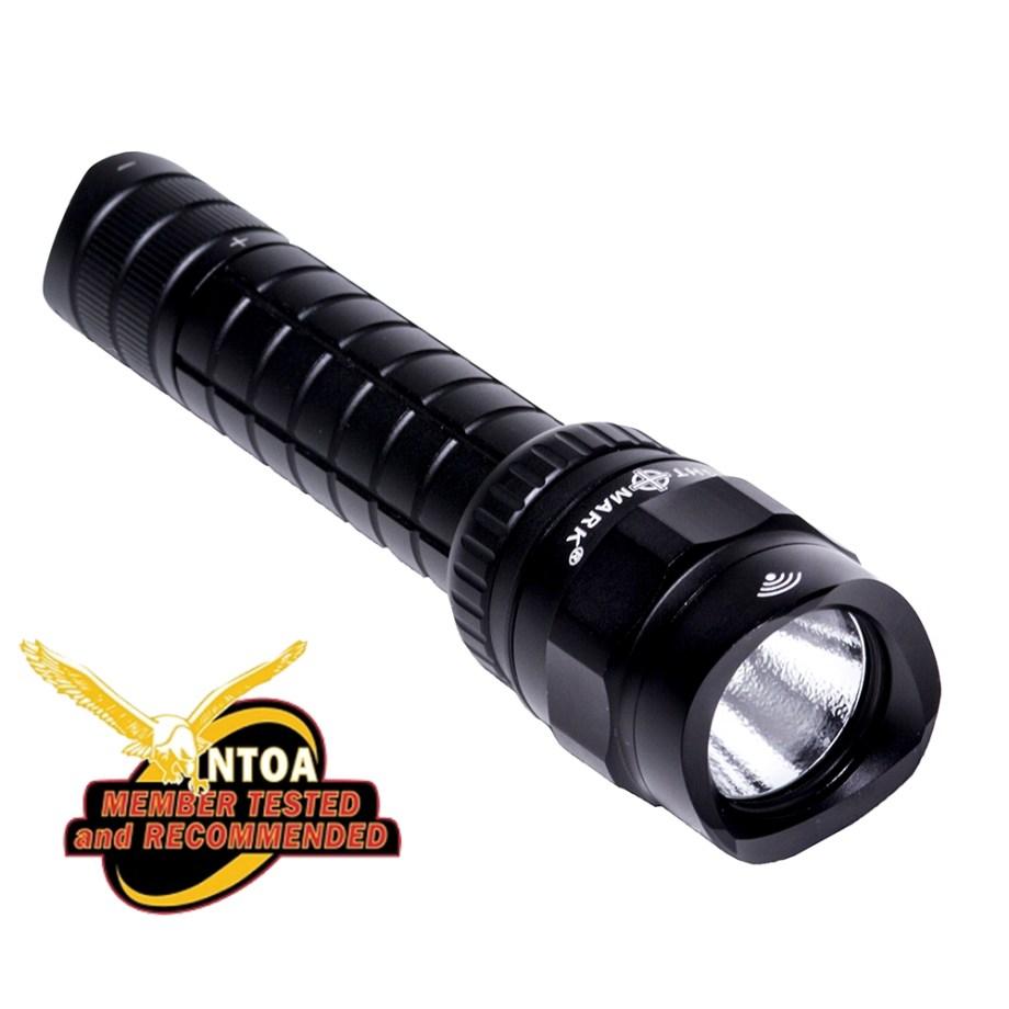 Sightmark SS6600 flashlight with NTOA logo