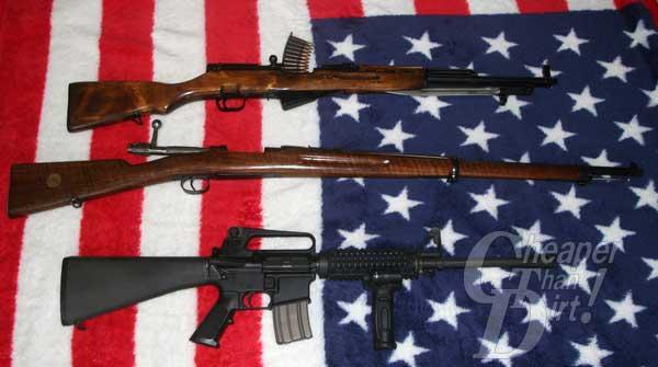 SKS Model 1896 Mauser Modern Sporting Rifle