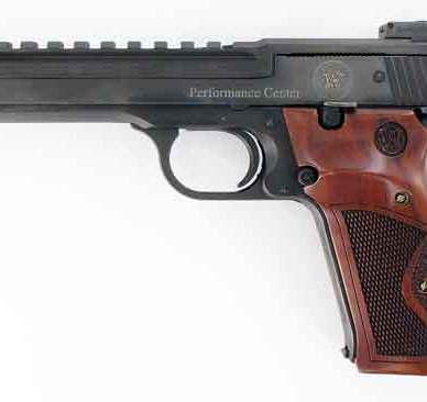 Smith & Wesson Model 41 Pistol