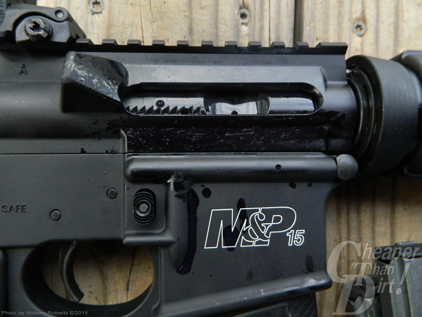2 Take a look! Load Assist Tool S/&W M/&P 15-22 Magazine Pair
