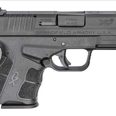 Springfield XD-S Mod.2 right profile