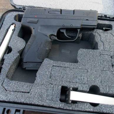 Springfield XDE profile right
