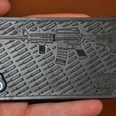 TAPCO iPhone Case Back
