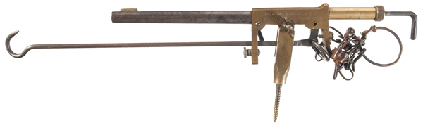 Taylor Fur Getter, a short-barreled gun used in the 1920s