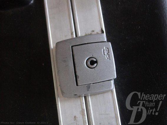 SKB four-gun case