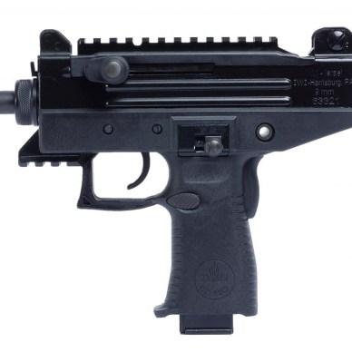 IWI, U.S. introduces the U.S. civilian version that Uzi Pro Pistol.