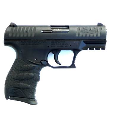 Walther CCP pistol right profile