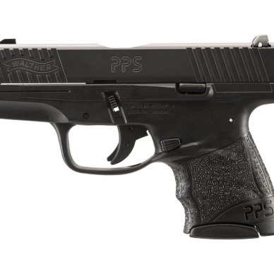 Walther PPS M2 pistol left side