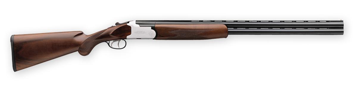 CZ wood-stock shotgun