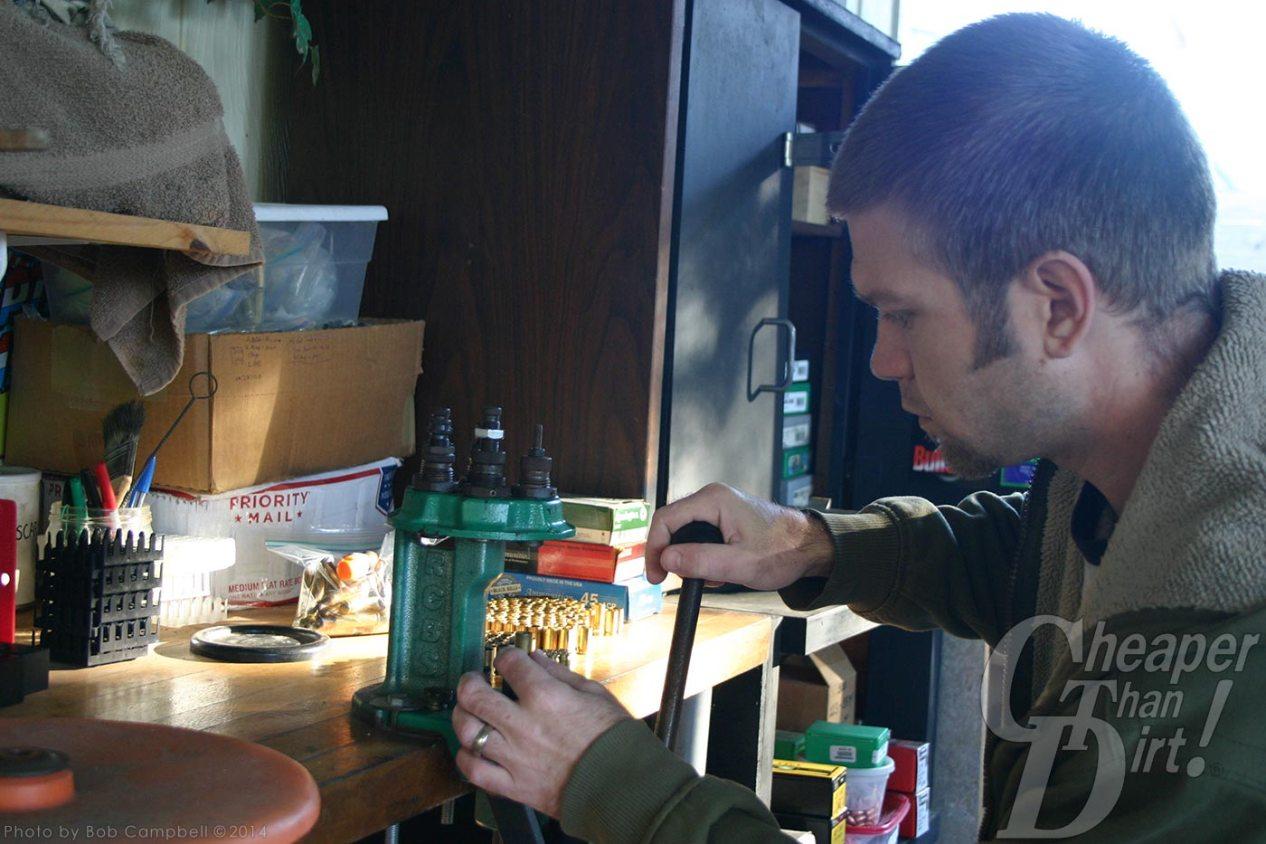 Handloading 101 - The Shooter's Log