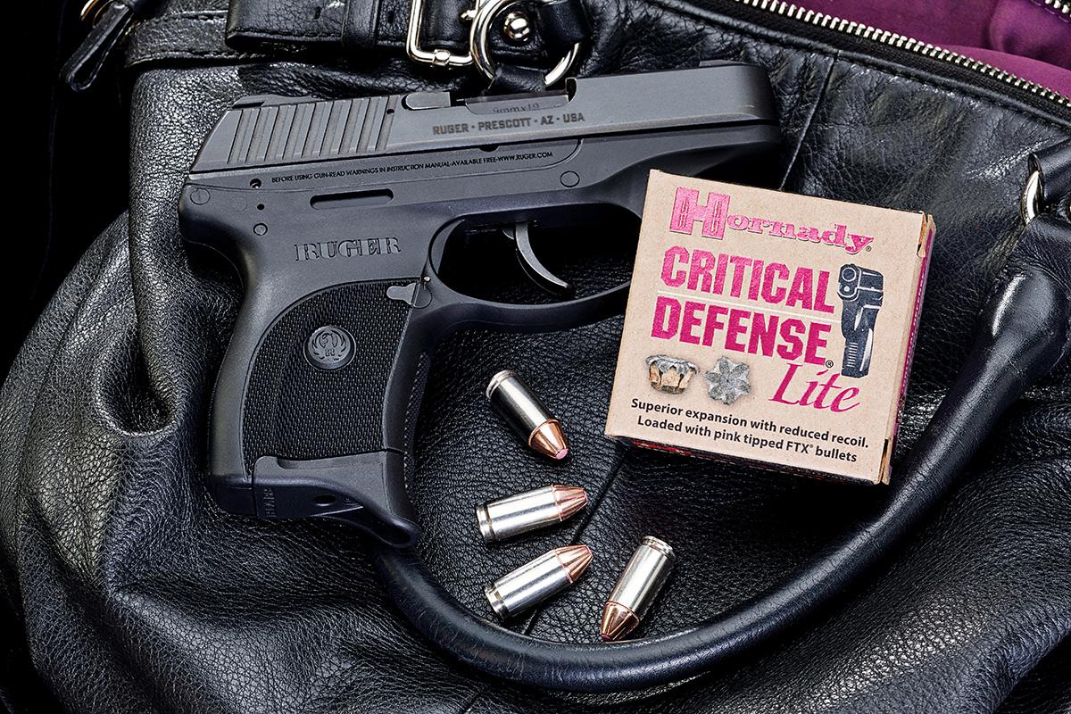 Hornady Critical Defense 100-grain 9mm FTX Bullet