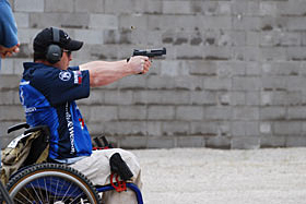 Safariland Introduces New Wheelchair Competition Shooting Products