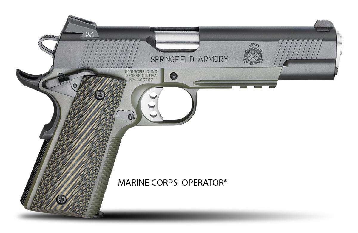 Springfield Armory 1911 Marine Corps Operator