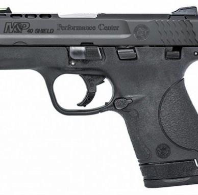 Performance Center Ported M&P Shield pistol