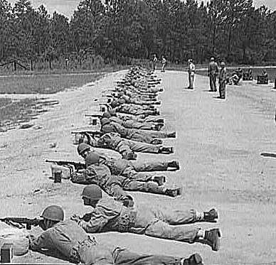 Training with the M1 Carbine