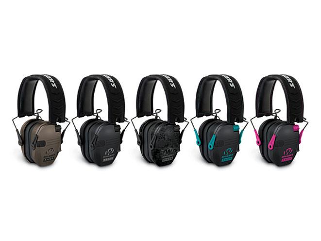 Walkers Game Ear Razor Series ear muffs