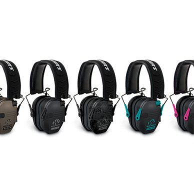 Walkers Game Ear Razor Series ear muffs