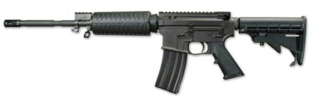 Windham Weaponry carbon fiber SRC AR-15