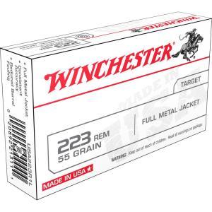 Winchester 55 garin .223 Rem ammo
