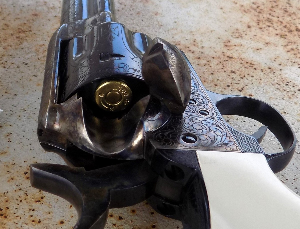 Loading for the  45 Colt - The Shooter's Log