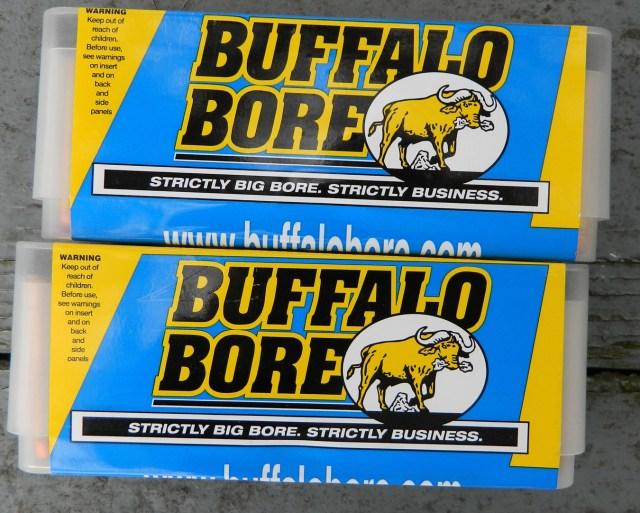 Buffalo Bore .444 Marlin Ammo Box